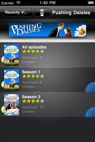 TV-Show Seasons